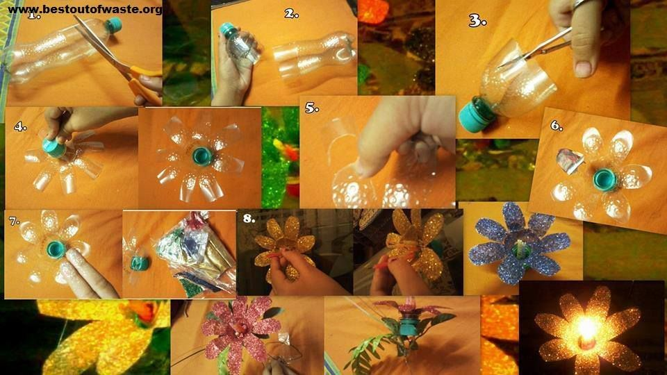 Diwali Decoration Tips And Ideas For Home Part - 36: Best Out Of Waste | Best Diwali Decoration Ideas To Create Awesome Design |  Http: