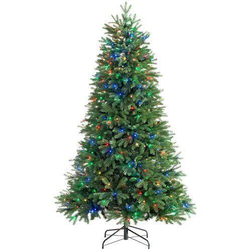 Die Saisontruhe Künstlicher Weihnachtsbaum 213 cm Grün mit