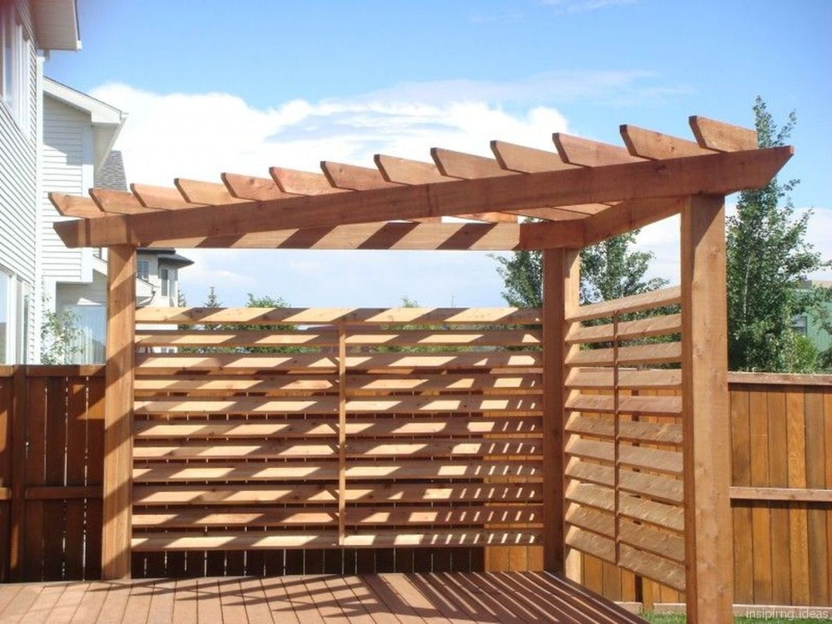120 Gorgeous Pergola Ideas For Backyard Pergola Bauen Garten