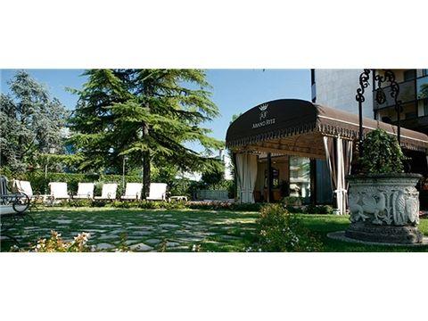 Abano Ritz Pd Veneto Italy Salute E Benessere Benessere