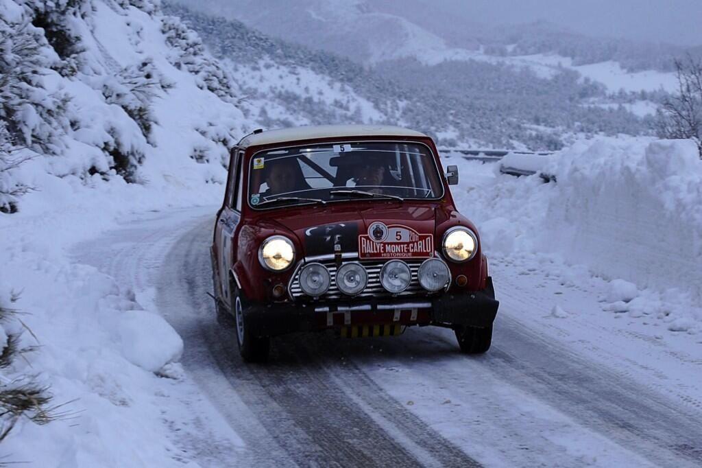 Mini rally