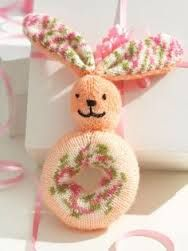free baby toy knitting patterns - Google Search