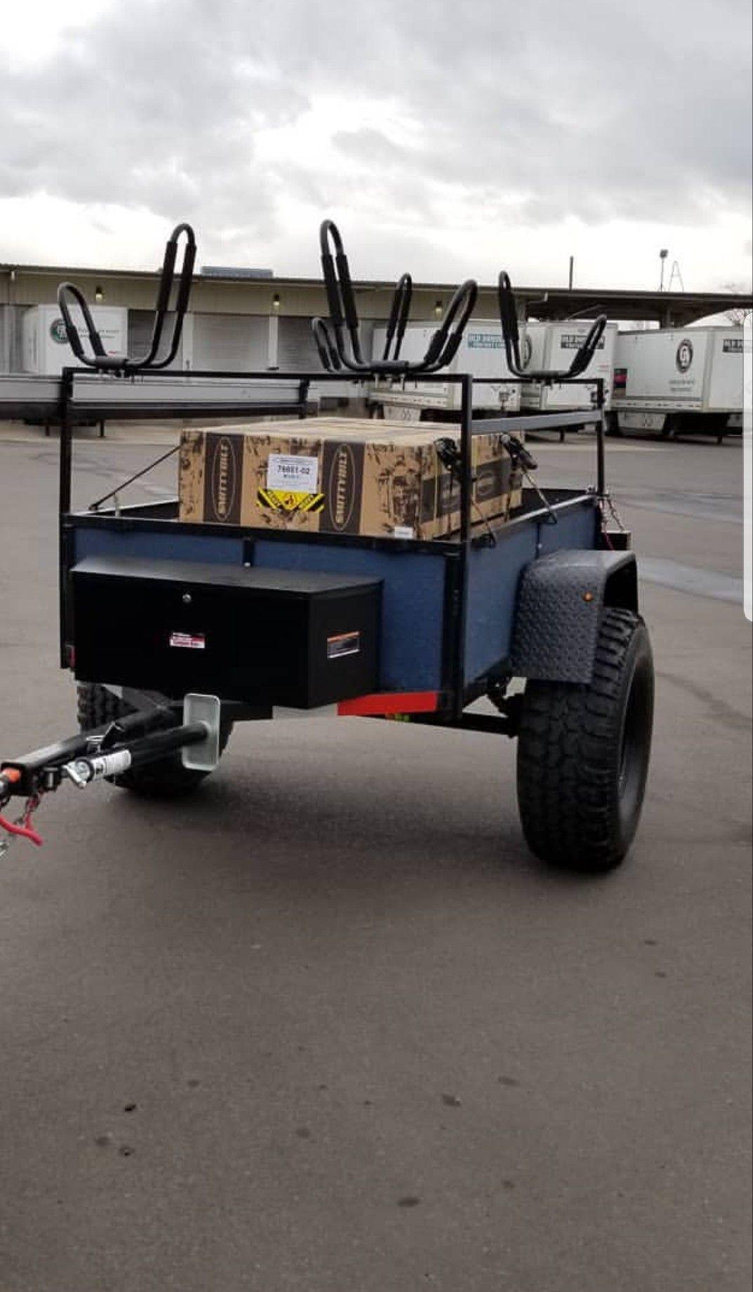 Diy 4x4 offroad trailer off road trailer off road