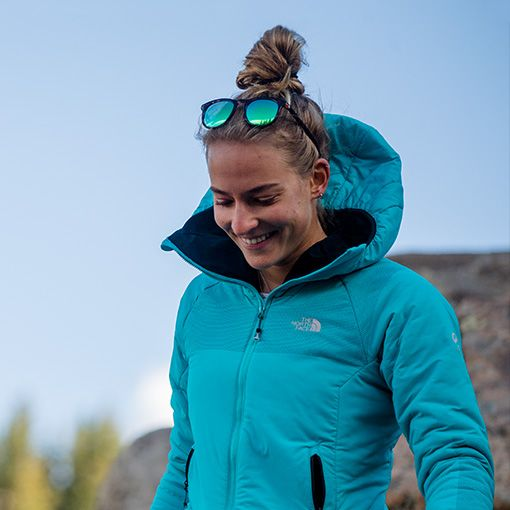 7a2bc3e4ecb8 The North Face Summit L3 Ventrix Hooded Insulated Jacket - Women s ...
