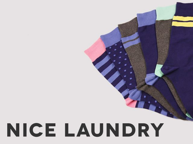 Nice Laundry A Fresh Start For Your Sock Drawer By Ricky Choi