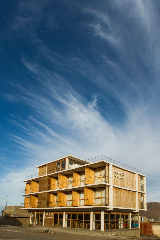 Gallery of Aquiles Eco Hotel / Ramos Castellano Arquitectos - 19