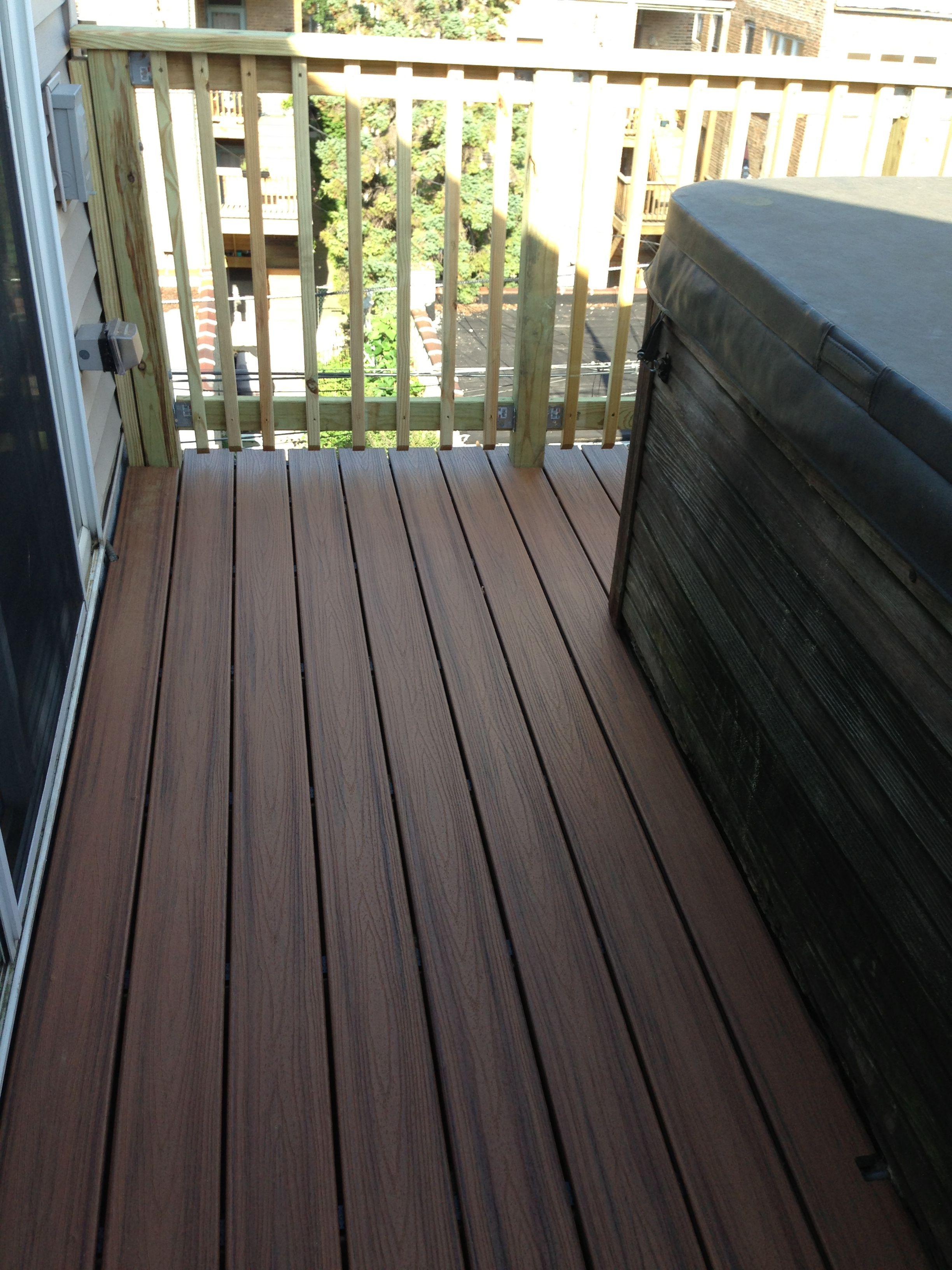 Decks, Terraces, Terrace