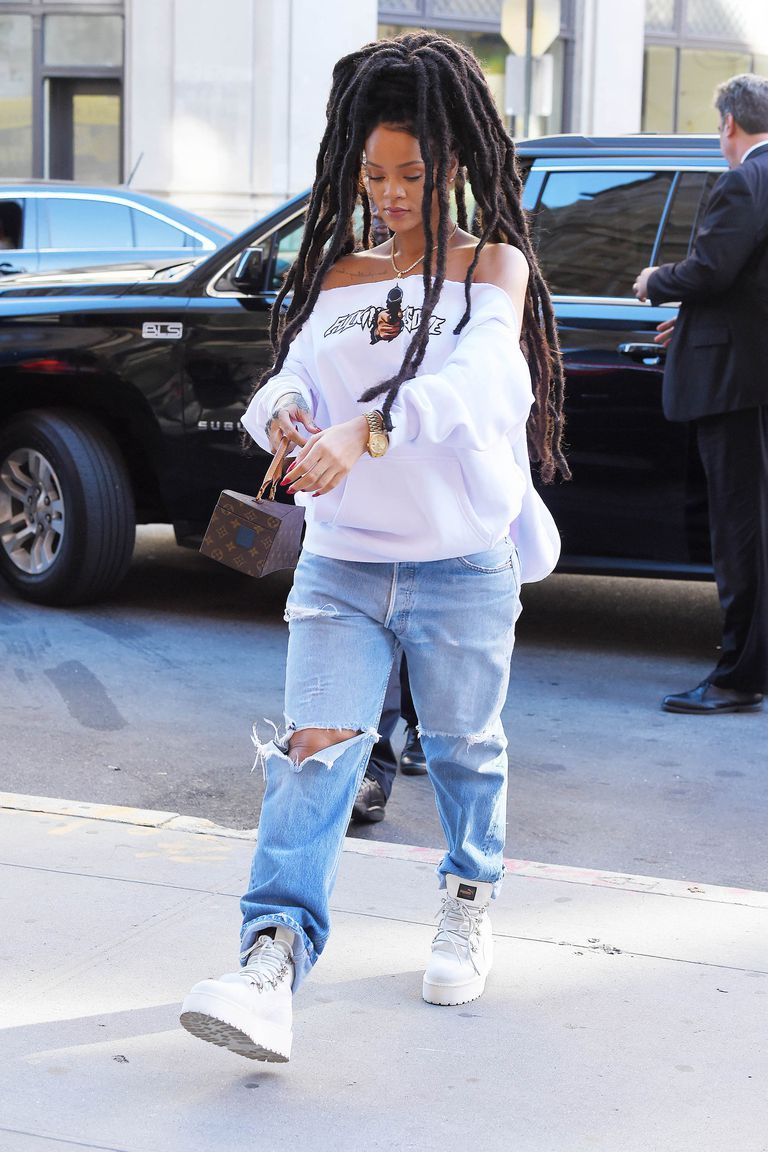 Rihanna Shone Bright Like a Diamond at Her Savage X Fenty Show