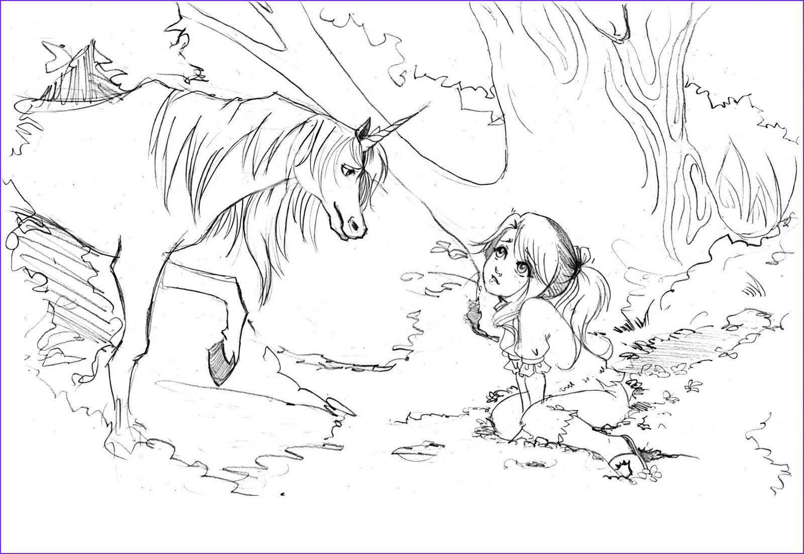Pin on unicorn pics to color