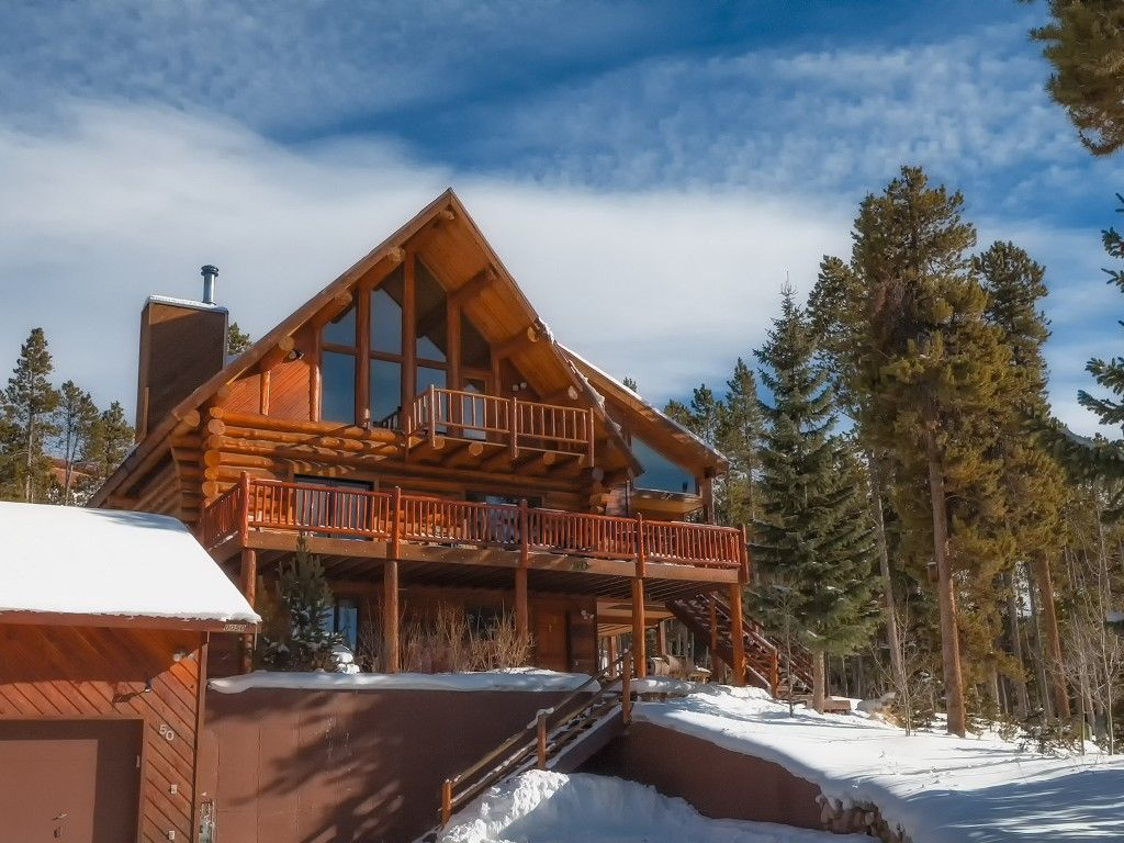 House Vacation Rental In Breckenridge Co From Vrbo Com Vacation Rental Travel Vrbo Log Homes House Rental Woodmoor