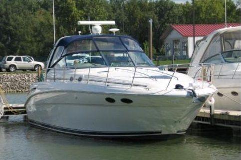 2003 Sea Ray 380 DA SUNDANCER