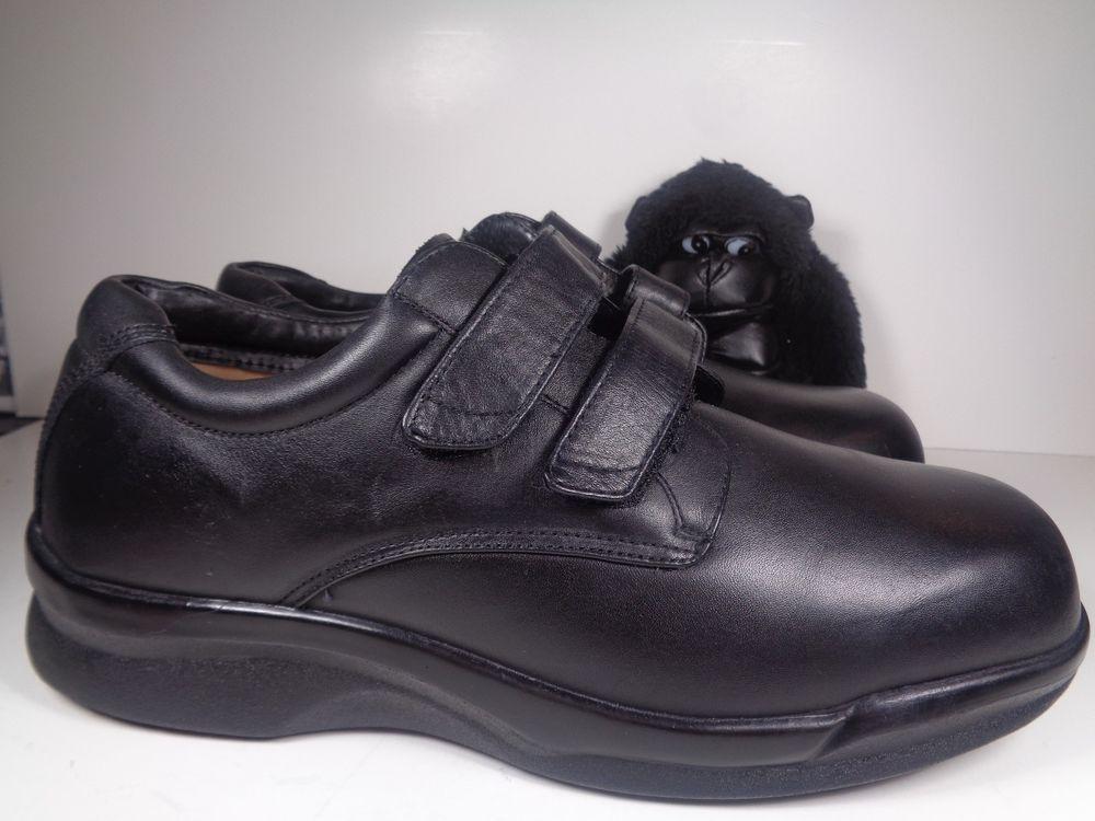 9afa929dda4 Men s Apex conform diabetic 1260 shoes double strap size 11.5 M  Apex   DiabeticCasual