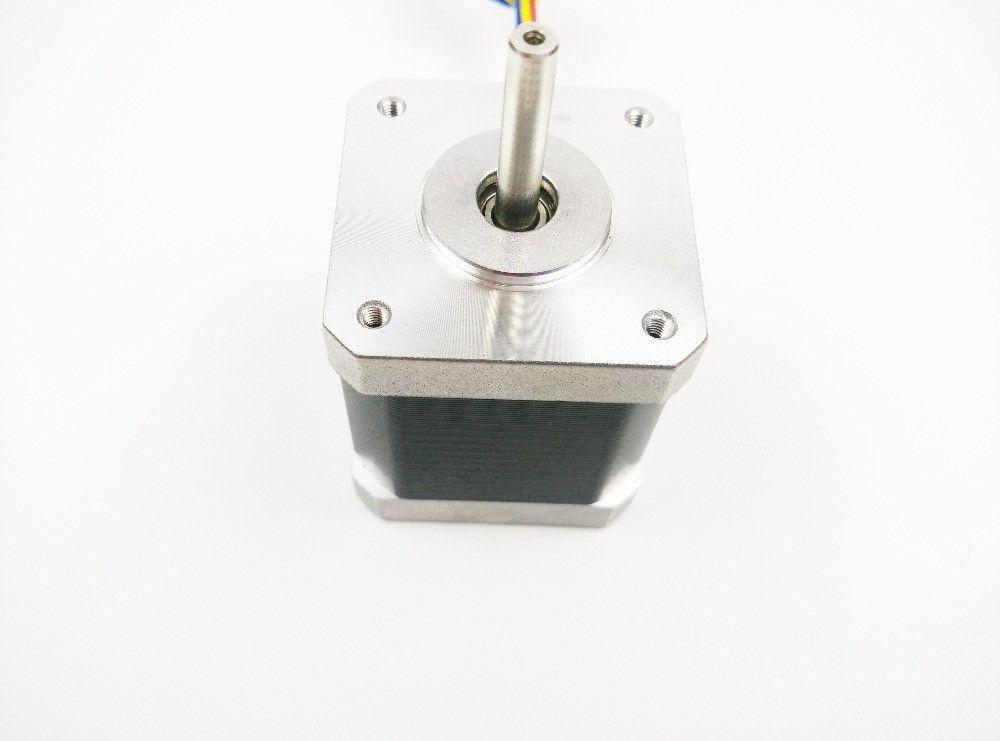 Nema17 stepper motor 48mm 1.8A 48N.cm 78 oz-in/ 2 phase 4-wire hybrid for 3D Printer CNC Engraving machine