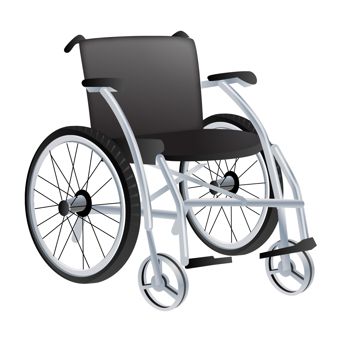 Free Download High Quality Vector Wheel Chair Png Transparent Background Image This Is Vector Wheel Chair Transpar Background Images Transparent Background Png