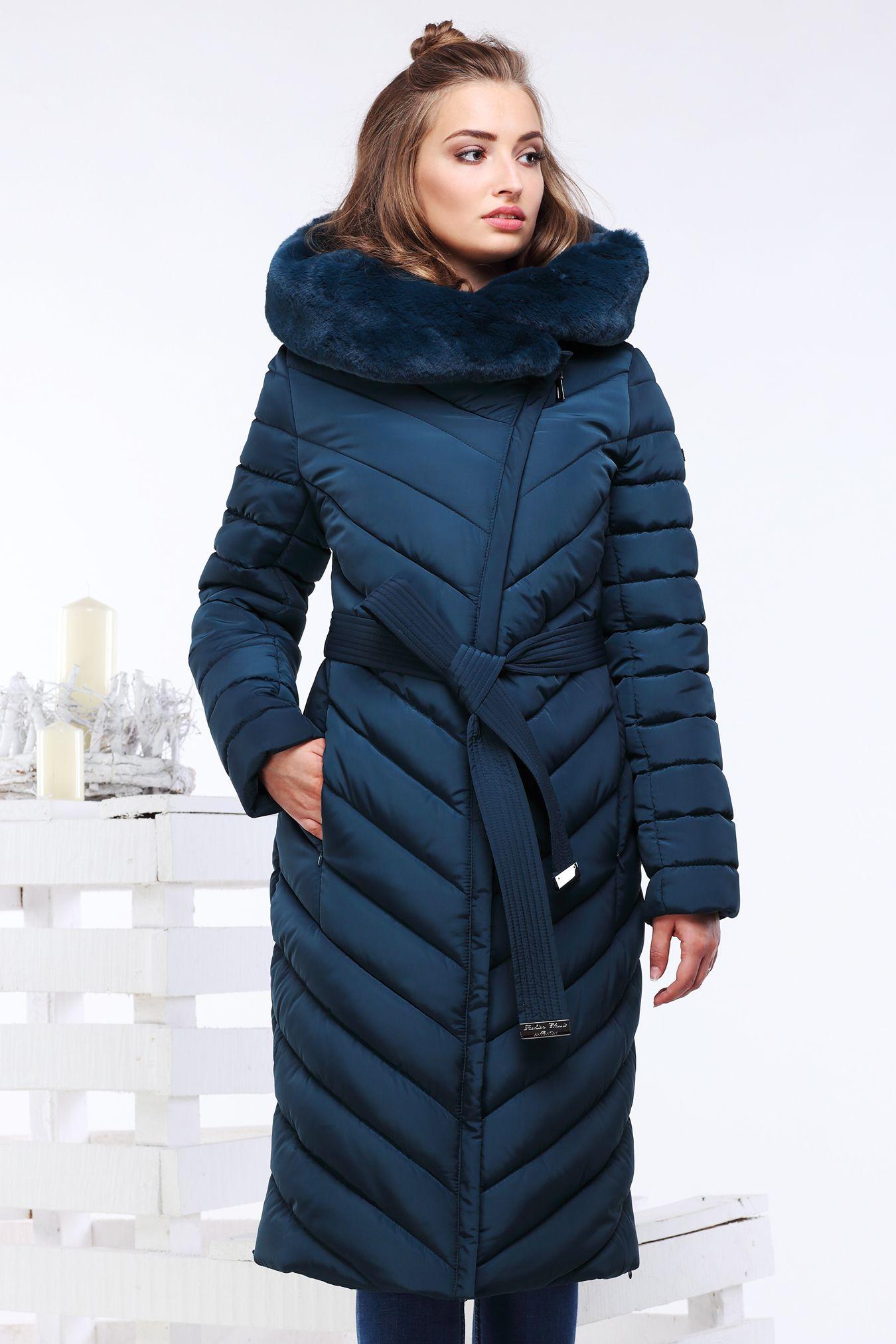 249865c6c2ed Зимнее стеганое одеяло пуховик Фелиция 2 от Nui Very - зимняя куртка  женская 2017, зимний