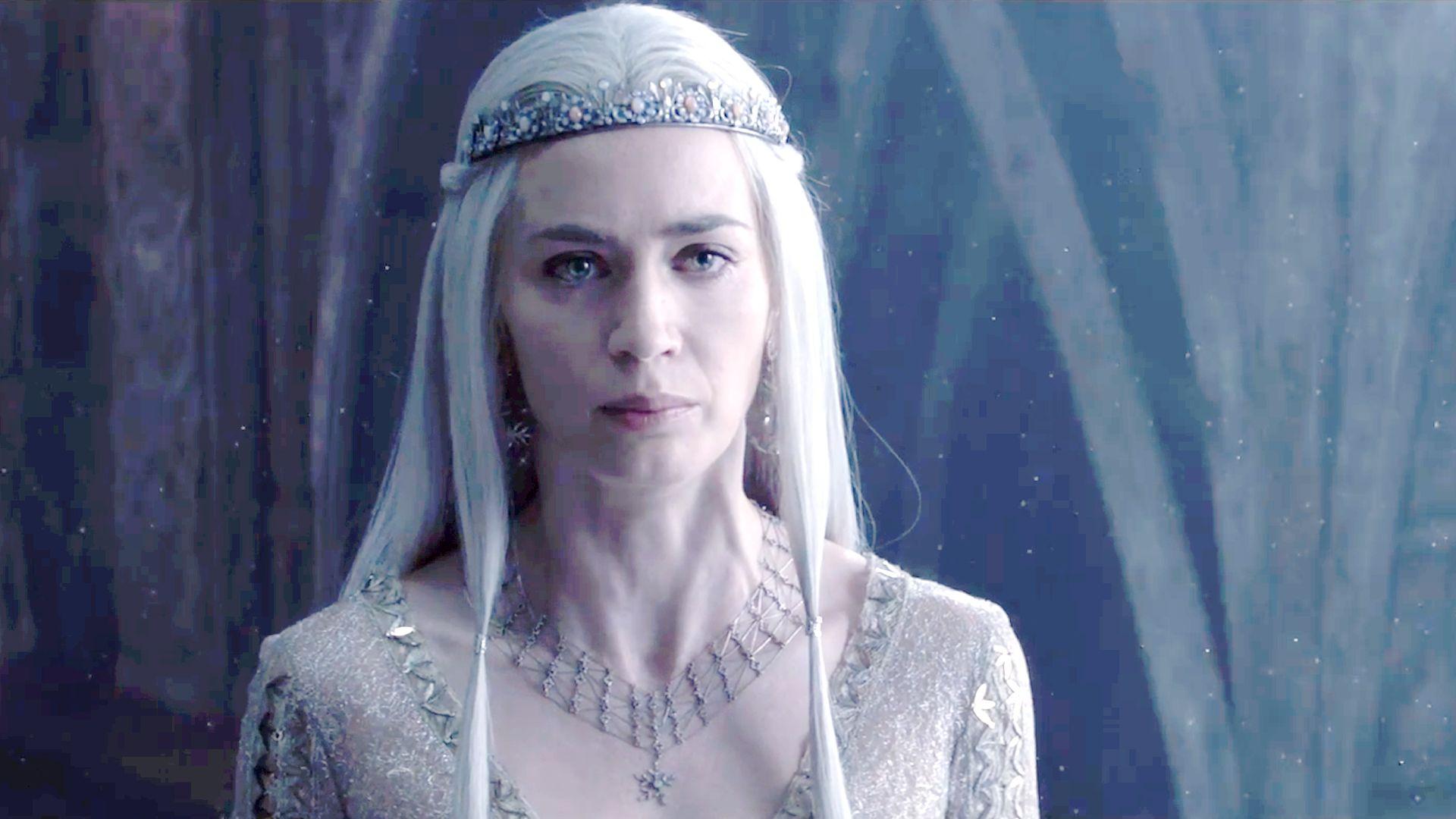 the huntsman winter\'s war Freya - Google Search   Snow Queen ...