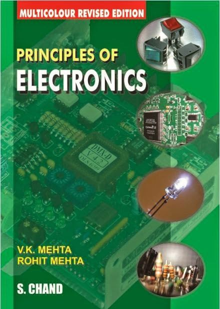 principles of electronics by vk mehta electrical electronics