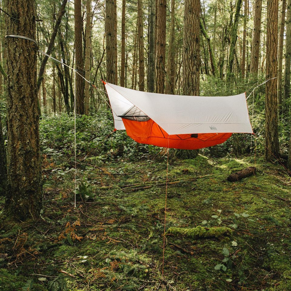 Rei quarter dome air hammock the awesomer hammock camping