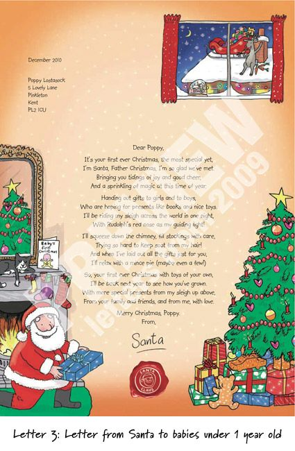 Lfs special letter babyg 425650 mikuls pinterest kids letters from santa with the nspcc are easy order couldna letter babies first christmas time kid charity warning invalid argument supplied for foreach spiritdancerdesigns Gallery