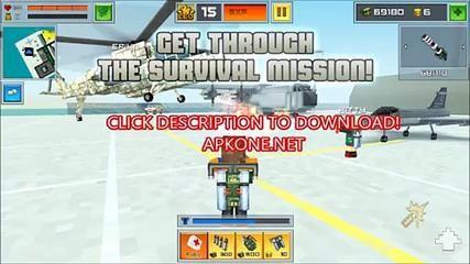 Block City Wars v3 6 MOD Apk + OBB Data [Unlimited Money