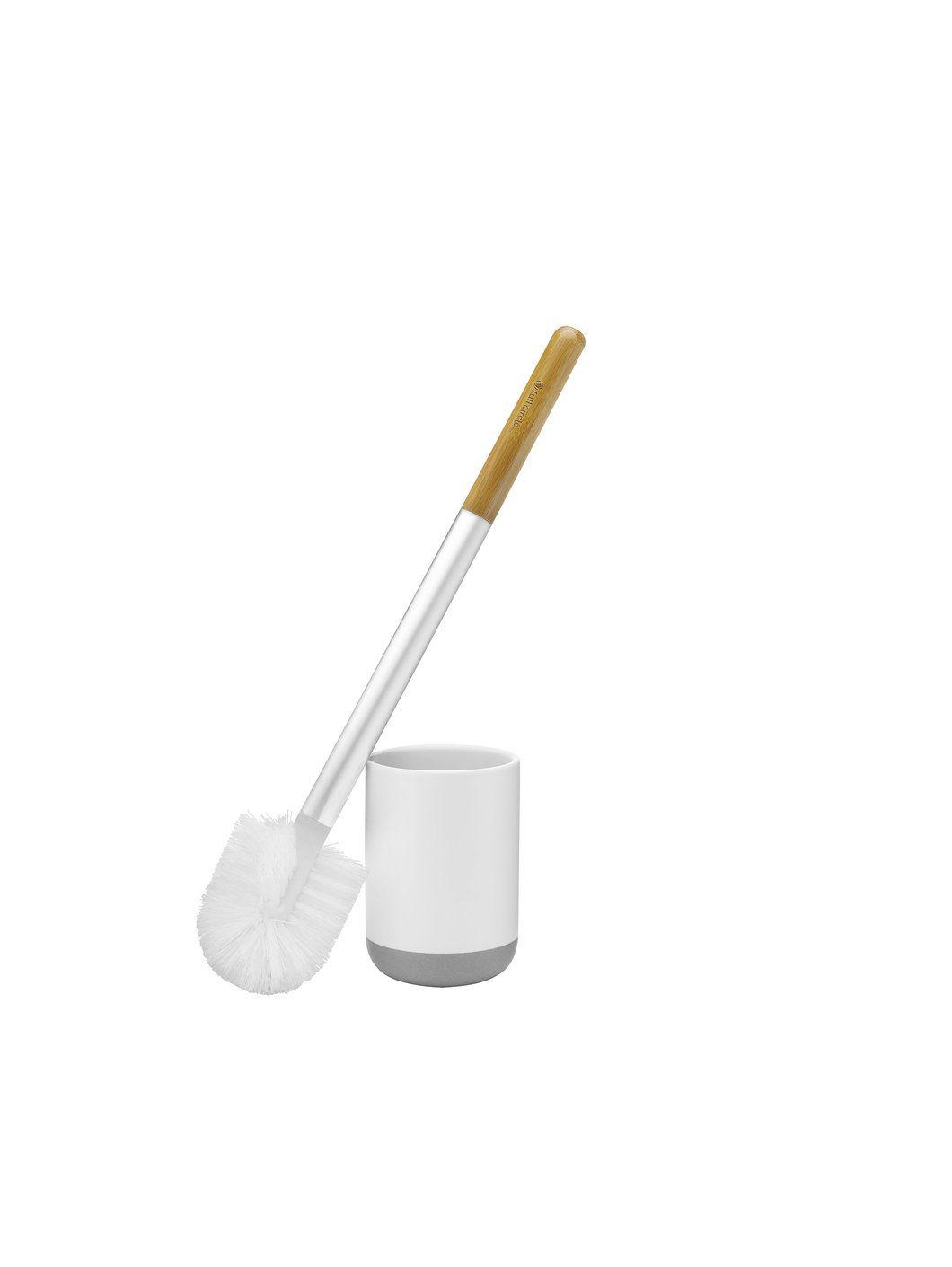 Scrub Queen Bamboo Care Toilet Brush Toilet Bowl Brush