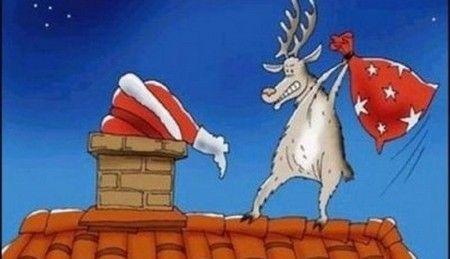 Funny Christmas Wishes | ROTFLMAO! | Pinterest | Funny christmas ...