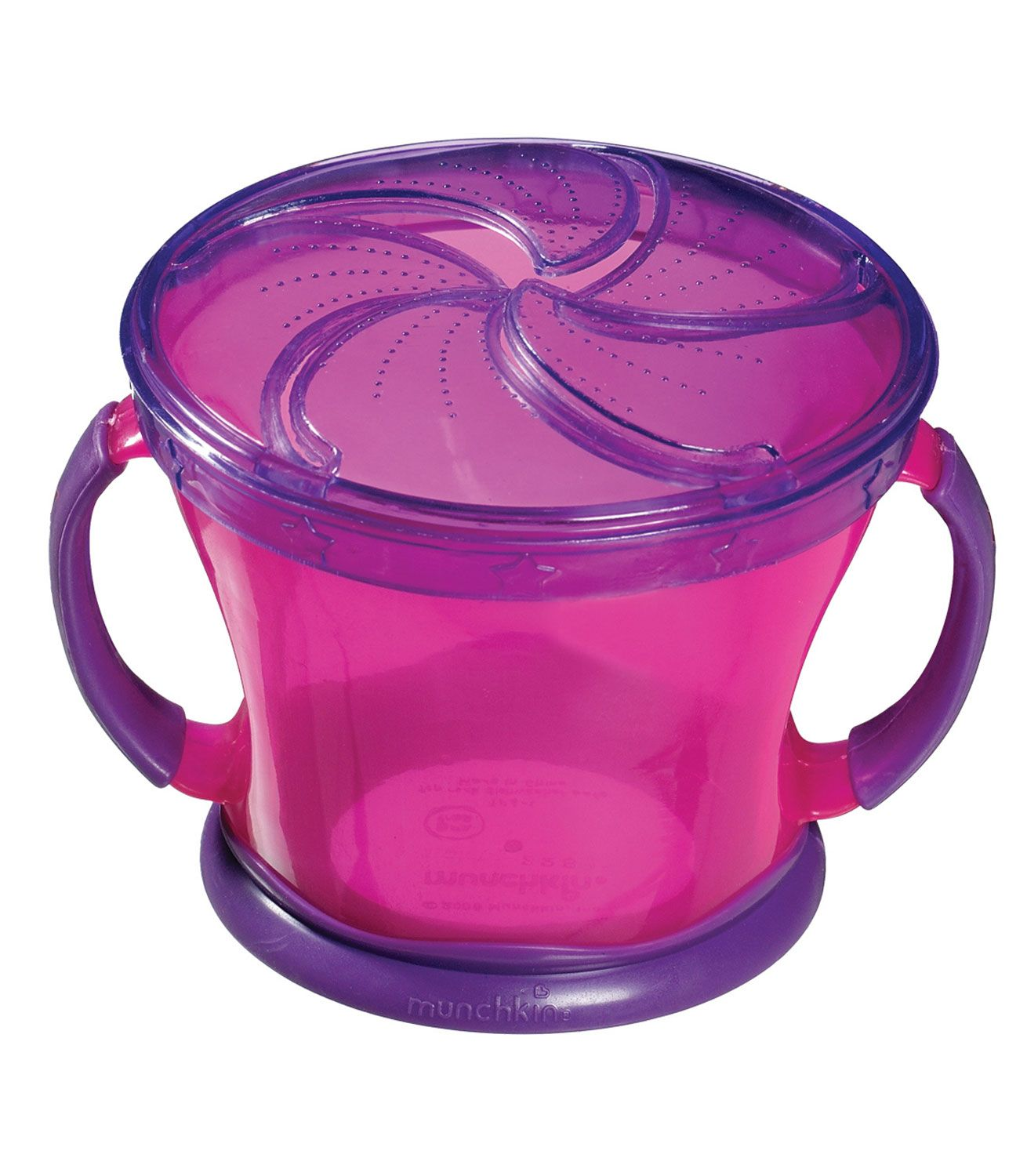 Buy your Snack Catcher - Purple from Kiddicare On The Go Feeding  Online baby shop   Nursery Equipment