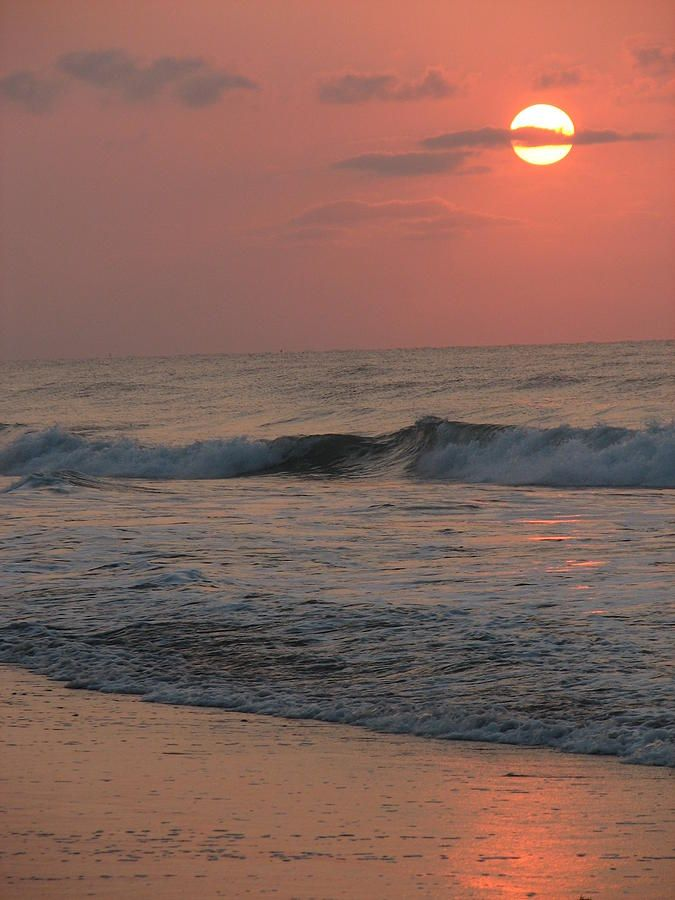 ✯ Sunset Over The Isle