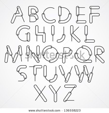 Cool Weird Fonts 5