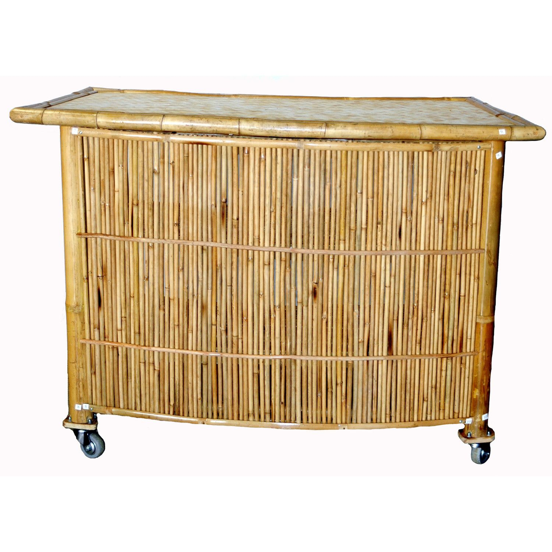 bamboo tiki stools - Google Search