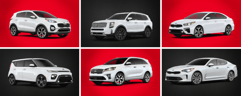 Kia Receives Six Iihs Top Safety Pick Ratings Kia Receives Six