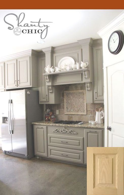 Kitchen Cupboard Doors Unpainted Cabinets Kitchen Cabinets