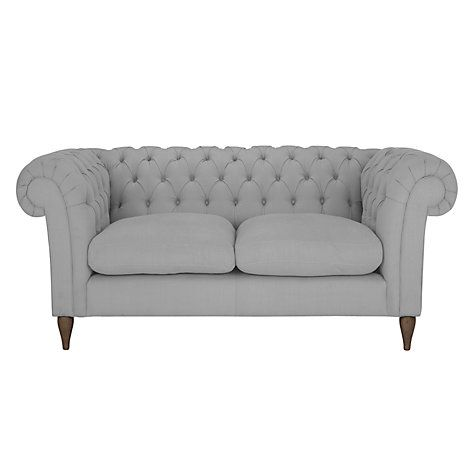 John Lewis Partners Cromwell Chesterfield Small 2 Seater Sofa At John Lewis Partners Small Chesterfield Sofa Seater Sofa Chesterfield Grand Sofa
