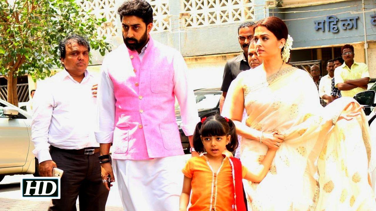 Aishwarya attends Dad's 13th day ritual with Abhishek , http://bostondesiconnection.com/video/aishwarya_attends_dads_13th_day_ritual_with_abhishek/,  #aishwaryaabhishekamitabhjayaataishwaryarai'sfatherdeath #AishwaryaRai #AishwaryaRaiattendfather'sprayermeet #aishwaryarai'sfatherdies #aishwaryarai'sfatherfuneral #amitabhbachchanupcomingmovies #celebsattendaishwaryarai'sfathersfuneral #phillaurifullmovie #Sarkar3 #shahrukhanushkamovie #ShahRukhKhan