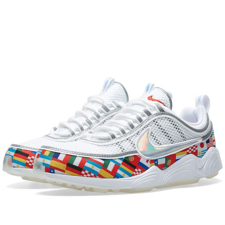 6160bdeb966d9 Nike Air Zoom Spiridon 16  NIC White   Multi 1