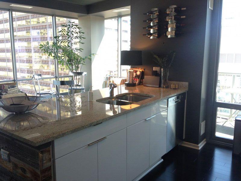 Cabinet Refacing Chicago Refinish Kitchen Doors