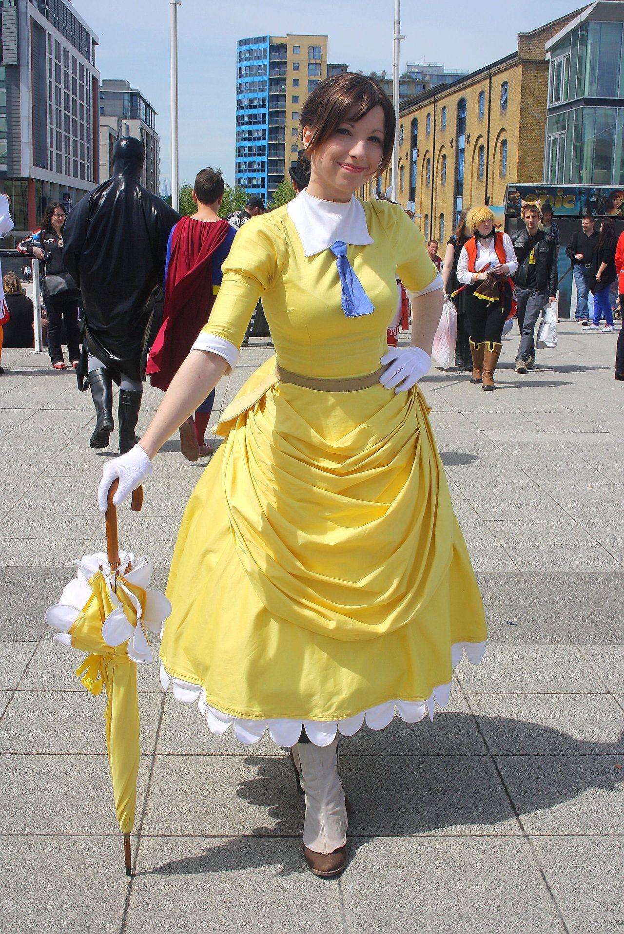 Jane from tarzan cosplay