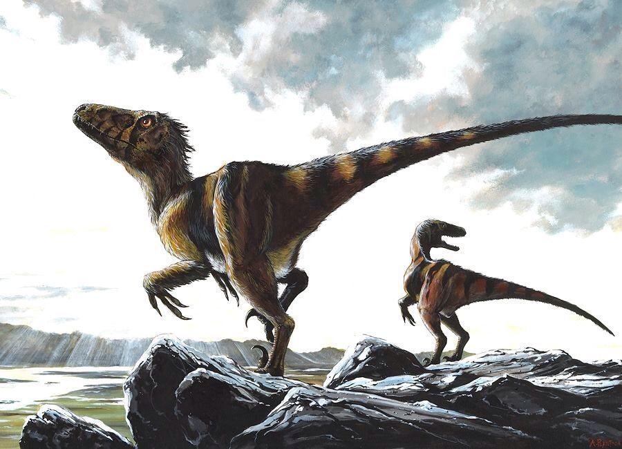 Troodon Dinosaurus Paling Mematikan