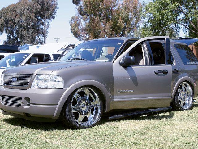 Ford Explorer Ford Explorer Suv Suv Car