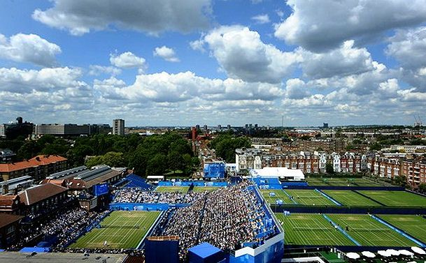 Aegon Championships Centre Court The Queen S Club