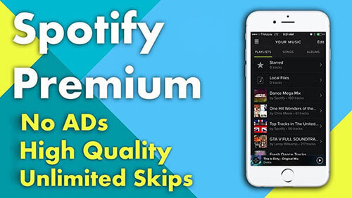 Tips On How To Get Spotify Premium For Free Forever Hot