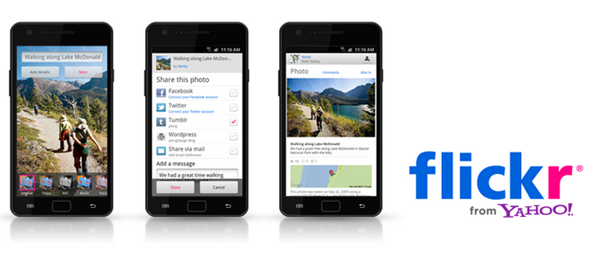 Flickr App for Android Find friends app, Android apps, App