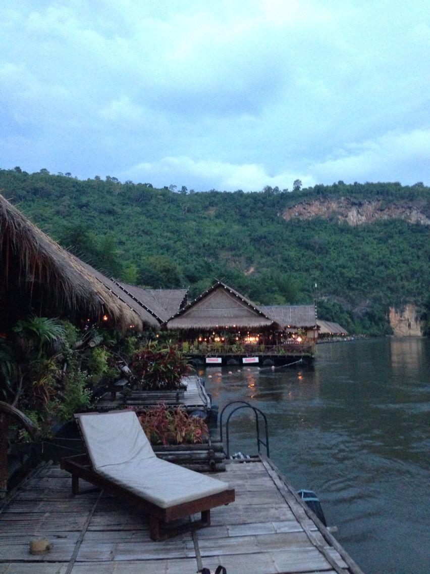 River Kwai Jungle Rafts | Kanchanaburi | Thailand