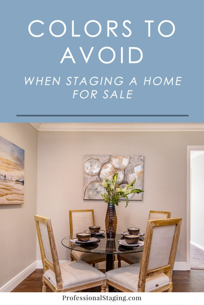 how to stage a house to sell it