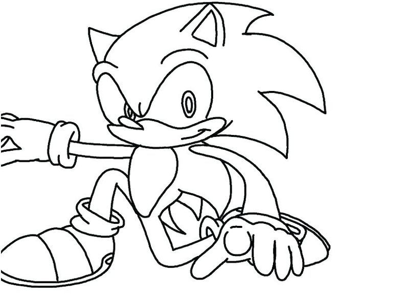 Sonic The Hedgehog Coloring Pages (PDF Download) - Free Coloring Sheets  Hedgehog Colors, Coloring Pages, Coloring Sheets