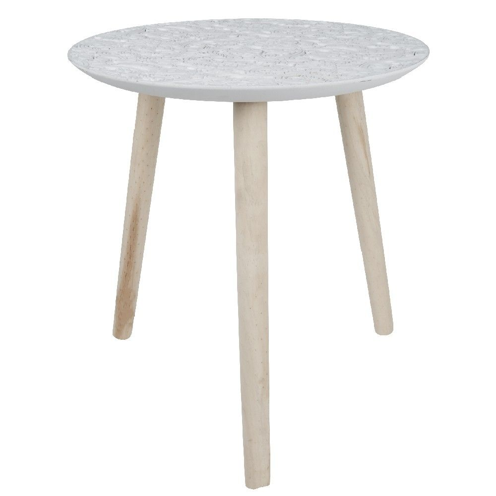 Salon Pas Cher Gifi Table Basse Ronde Table Basse Mobilier