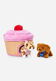 Pet Shop Cupcake Plush House Pet Shop Tween Outfits Toys For Girls