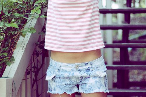 Those Shorts.
