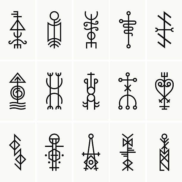 pin von hawk2710 auf german  viking  magische symbole