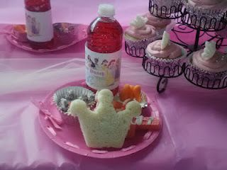 Food for a Princess Party - or any little Princess you know
